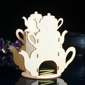 """Чайный домик """"Башня из чайников"""""""