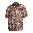 """Рубашка с коротким рукавом """"Бриз""""(лес) 50/182-188 р-р"""