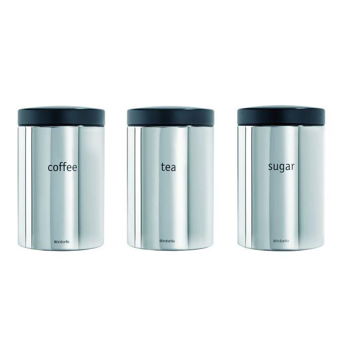 Набор контейнеров 3 предмета, объём 1,4 л