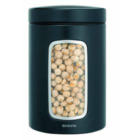 Контейнер для сыпучих продуктов с окном 1,4 л