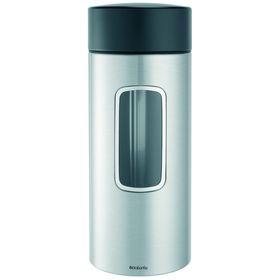 Контейнер Brabantia для сыпучих продуктов с окном, 2,2 л