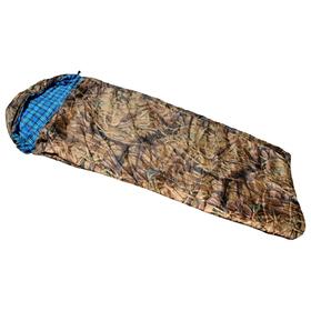 Спальный мешок «Зима» с капюшоном, размер 100 х 180 см)
