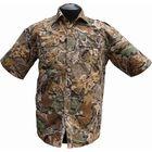 """Рубашка с коротким рукавом """"Фазан"""" (дубок) 46/182-188 р-р"""