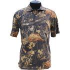Рубашка с коротким рукавом (лес) 62/170-176 р-р