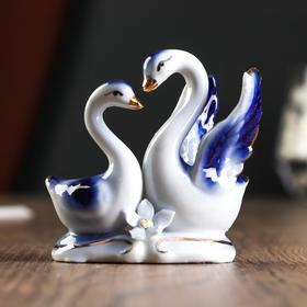 Сувенир 'Два лебедя' Ош