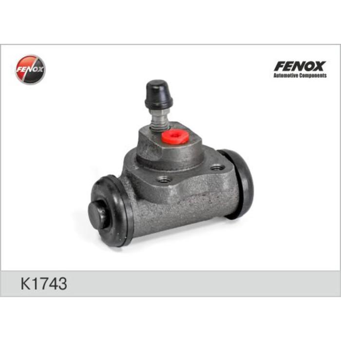 Цилиндр тормозной колесный Fenox K1743
