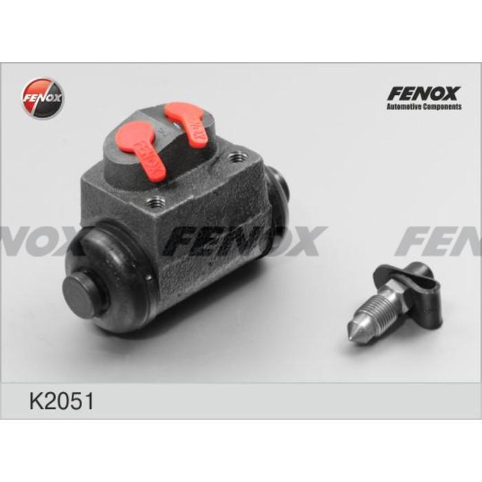Цилиндр тормозной колесный Fenox K2051