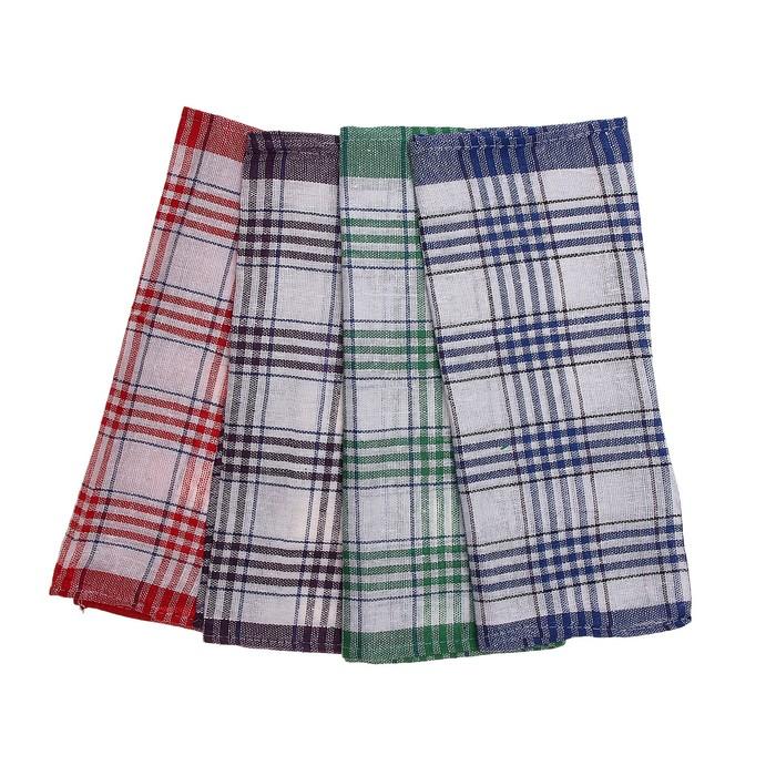 """Kitchen towel """"Cage"""" 40x60 cm, 100% cotton, mix"""