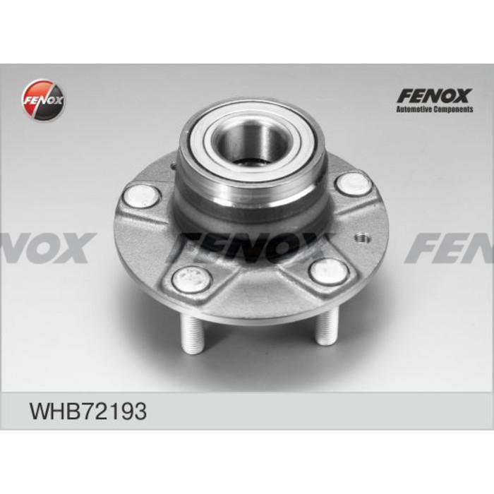 Ступица Fenox WHB72193