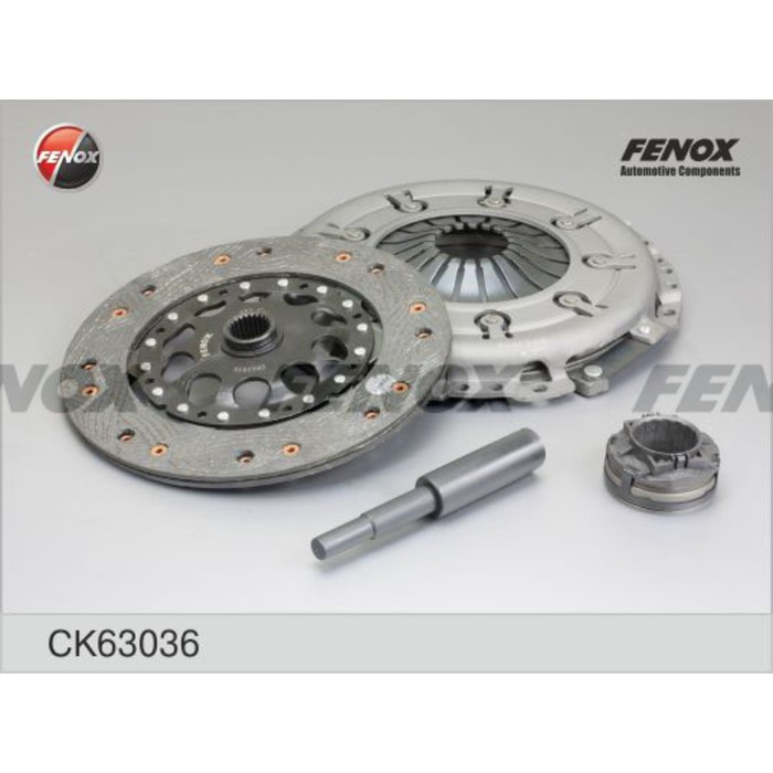 Сцепление, комплект Fenox CK63036
