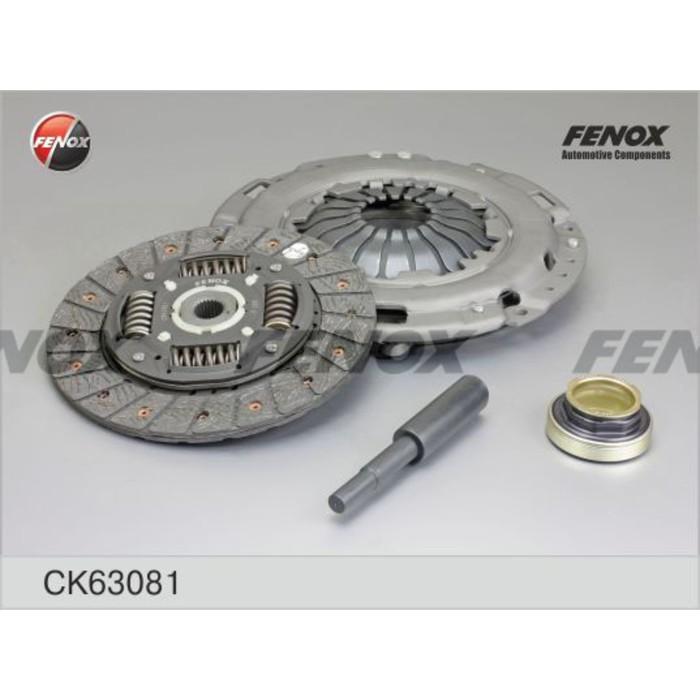 Сцепление, комплект Fenox CK63081