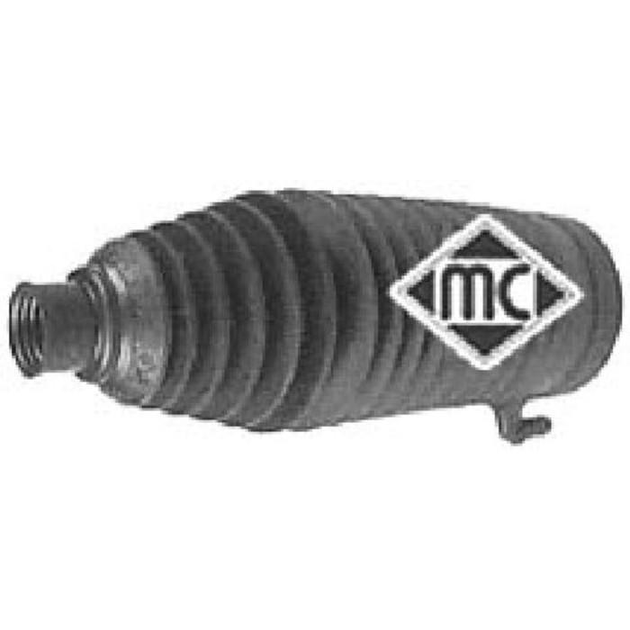 Пыльник рулевой рейки METALCAUCHO 01480