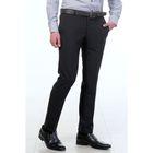 Брюки мужские, цвет чёрный, рост 176 см, размер 50 (арт.Бр1216)