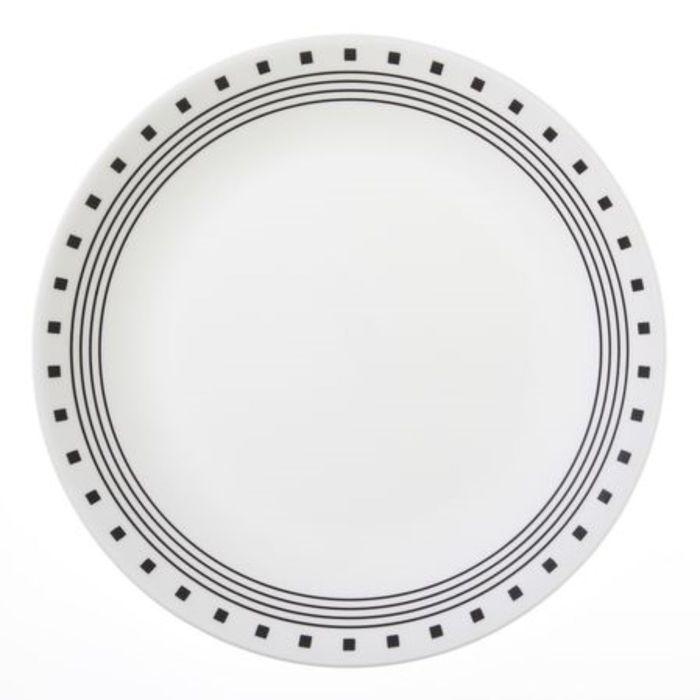 Тарелка обеденная City Block, d=26 см