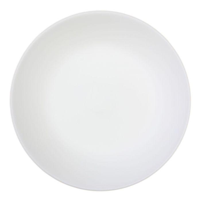 Тарелка десертная Winter Frost White, d=17 см