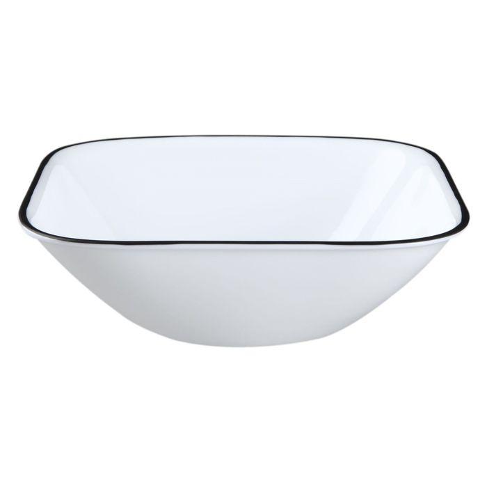 Тарелка суповая Simple Lines, объём 650 мл