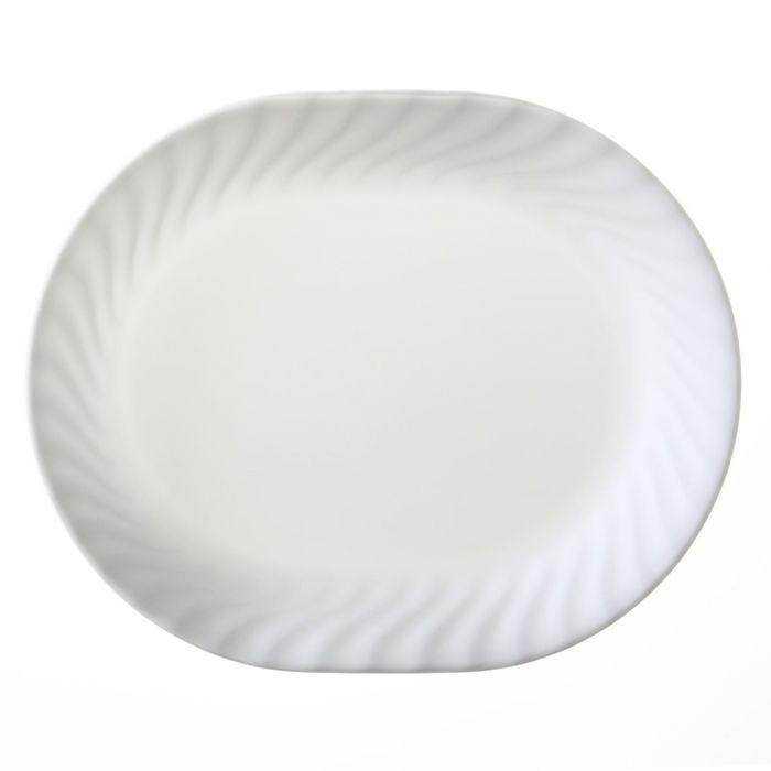 Блюдо овальное Enhancements, размер 31 см