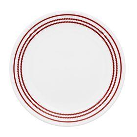Тарелка закусочная Ruby Red, d=22 см