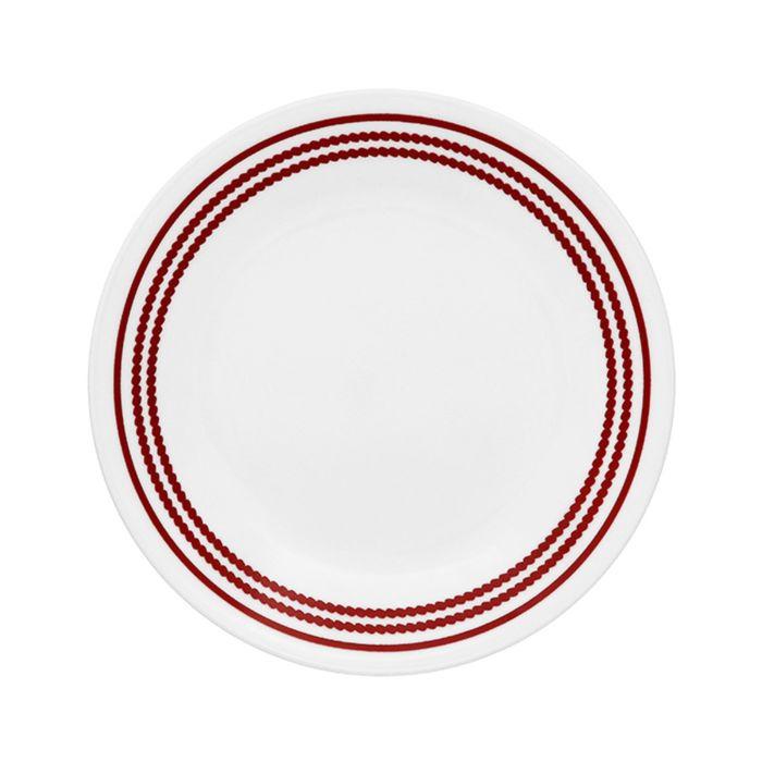 Тарелка десертная Ruby Red, d=17 см