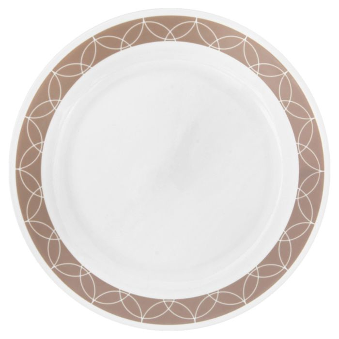 Тарелка обеденная Sand Sketch, d=26 см