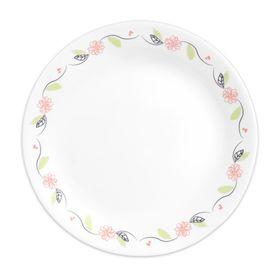 Тарелка обеденная Tangerine Garden, d=25 см