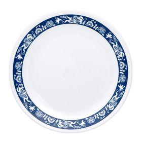 Тарелка закусочная True Blue, d=22 см