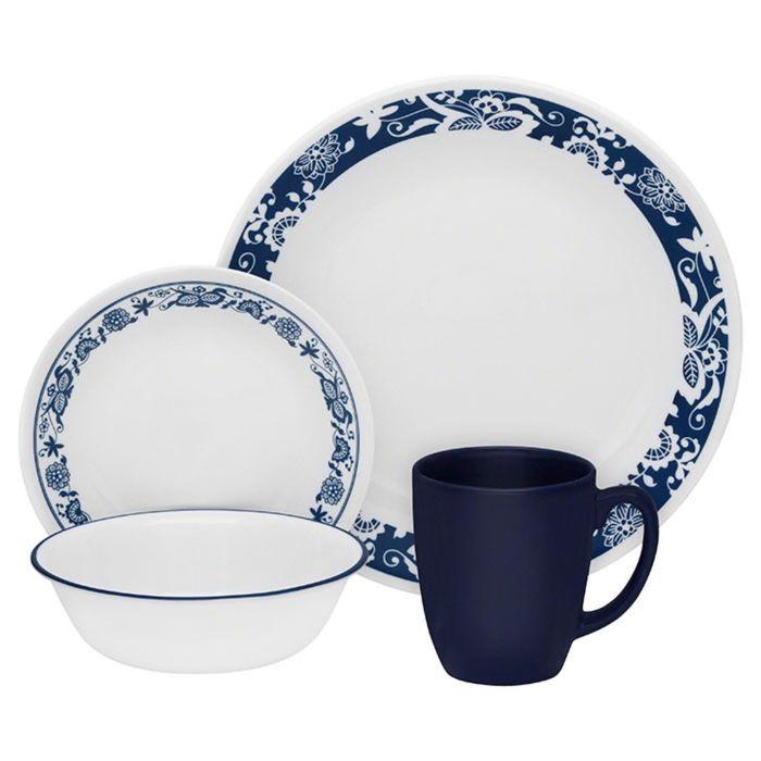 Набор посуды True Blue, 16 предметов