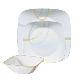 Набор посуды Modern Lines, 12 предметов