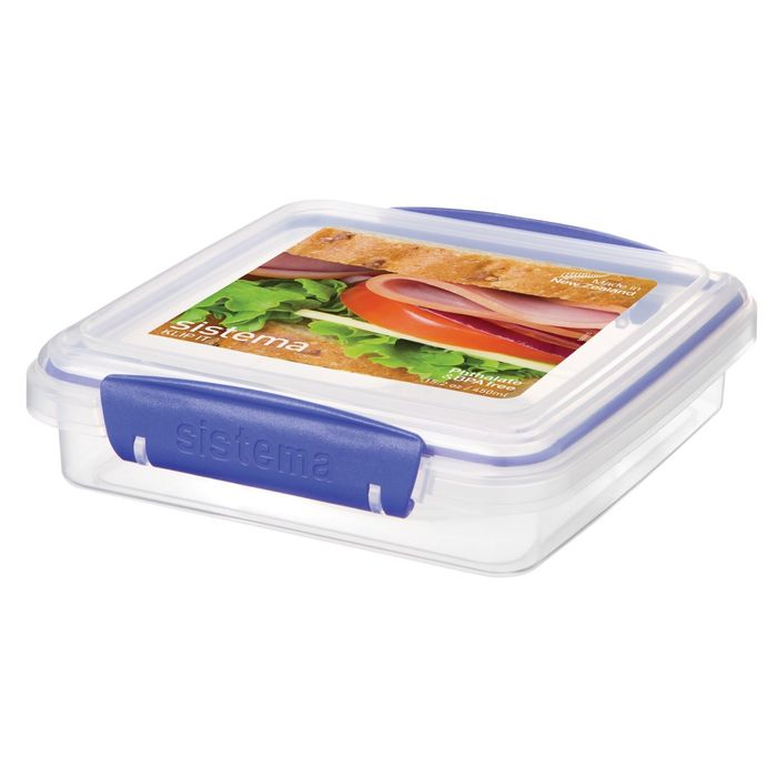 Контейнер для сэндвичей 450мл