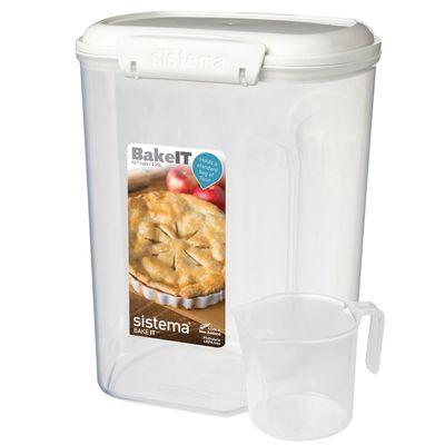 BAKE-IT Контейнер 3,25л с чашкой