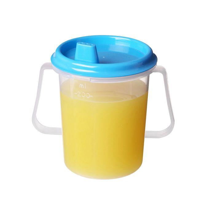 Детская чашка с носиком, 250 мл, микс