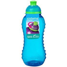 Бутылка для воды, 330 мл, микс