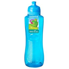 Бутылка для воды, 800 мл, микс