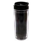 The vacuum Cup under printing box, black, 350 ml