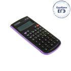 Калькулятор научный 8+2, 84*154*19мм, пит.от батарейки, пурпурный SR135NPUCFS