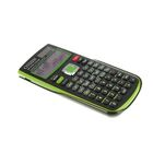 Калькулятор научный 10+2разр, 80*154*14мм, пит.от батарейки, зеленый SR270XGRCFS
