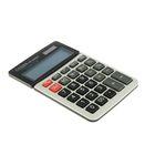 Калькулятор настольный 10-разр, 104*160*17мм, 2-е питание, черный MT850AII