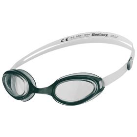 Очки для плавания Hydro-Pro Competition, для взрослых, цвета МИКС, 21019 Bestway