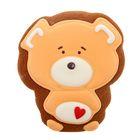 Пряник имбирно-медовый Мишка с сердцем ТМ Пекарня Sofi, 105 г