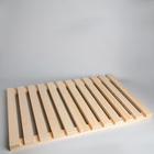 Решетка в ванную комнату под ноги 70 х 42 х 3 см, сосна