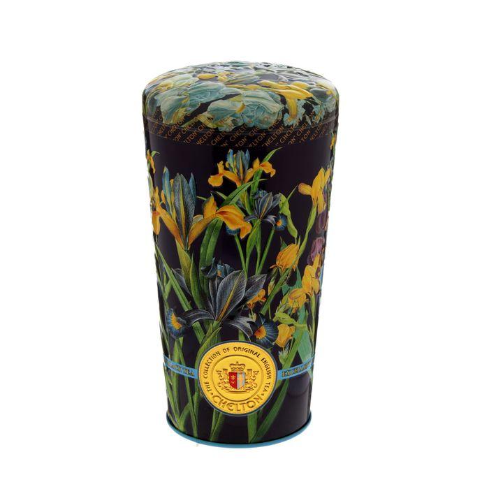 Цейлонский чай Chelton Ваза 150г ж/б-12шт. Ирисы