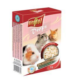 Лакомство Vitapol для грызунов – медово-молочные