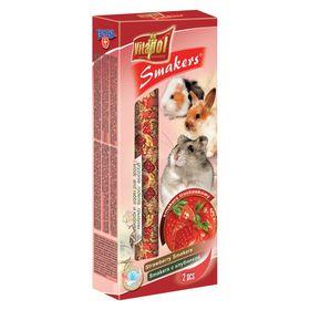 Лакомство Smakers® Vitapol для грызунов, с клубникой