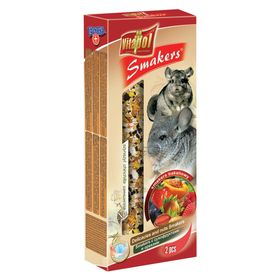 Лакомство Smakers® Vitapol для шиншилл, с сухофруктами и орехами