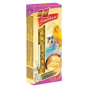 Лакомство Smakers® Vitapol для волнистых попугаев, яичный