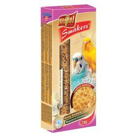 Лакомство Smakers® Vitapol для волнистых попугаев, медовый