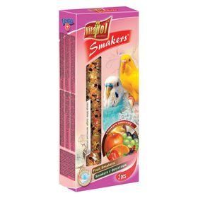Лакомство Smakers® Vitapol для волнистых попугаев, с фруктами