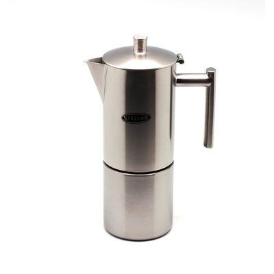Кофеварка Olso матированная, 6 чашки