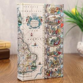 "Safe-the book of silk ""Travel around the world"""