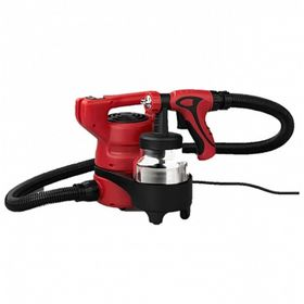 Краскопульт RedVerg PS500, электрический, 500Вт; 500 мл/мин; 0.8 л